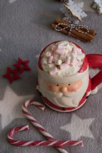 santa hot chocolate
